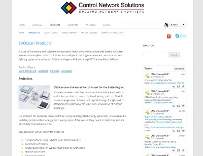 Control Network Solutions
